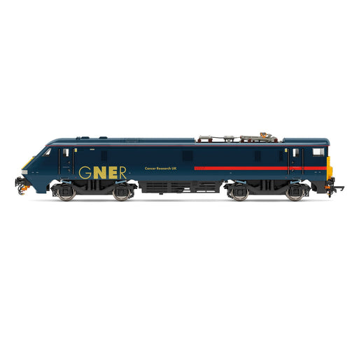 GNER, Class 91, Bo-Bo, 91117 'Cancer Research UK' - Era 10 - R3893 -PRE ORDER Dec-20