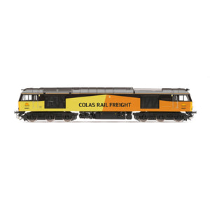 Colas Rail, Class 60, Co-Co, 60021 - Era 10 - R3901 -PRE ORDER - (from 2020 range)