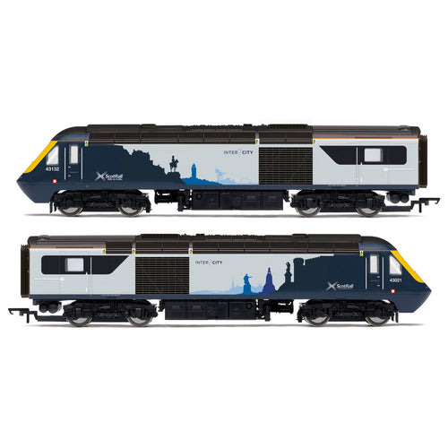ScotRail, Class 43 HST, Power Cars 43021 and 43132 'A New Era' - Era 10 - R3903 -PRE ORDER Oct-20