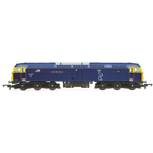 GBRf, Class 47/7, Co-Co, 47727 ?Edinburgh Castle' - Era 11 - R3905 -PRE ORDER - (from 2020 range) Aug-20