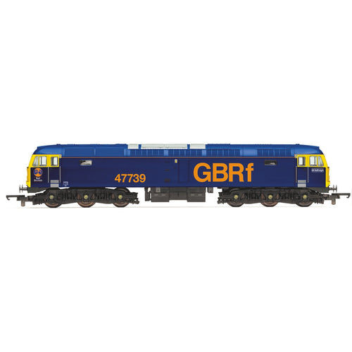 GBRf, Class 47/7, Co-Co, 47739 - Era 11 - R3906 -PRE ORDER - (from 2020 range) Aug-20