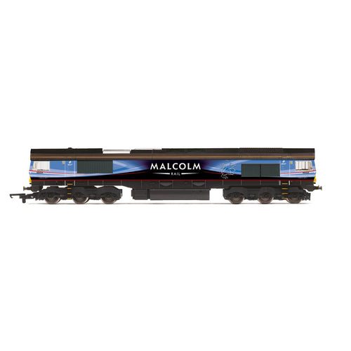 Malcolm Rail, Class 66, Co-Co, 66434 - Era 10 - R3920 -PRE ORDER Jul-20