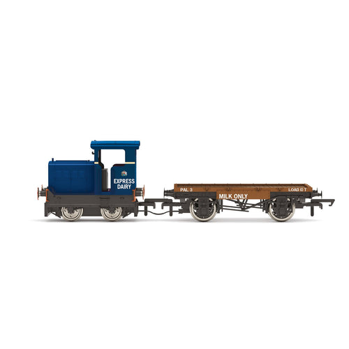 Express Dairy Co. Ltd, Ruston & Hornsby 48DS, 0-4-0, 235511 - Era 4/5/6 - R3943 -PRE ORDER - (from 2020 range)