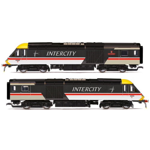 BR, Class 43 HST, Power Cars 43123 and 43065 'City of Edinburgh' - Era 8 - R3944 -PRE ORDER Nov-20