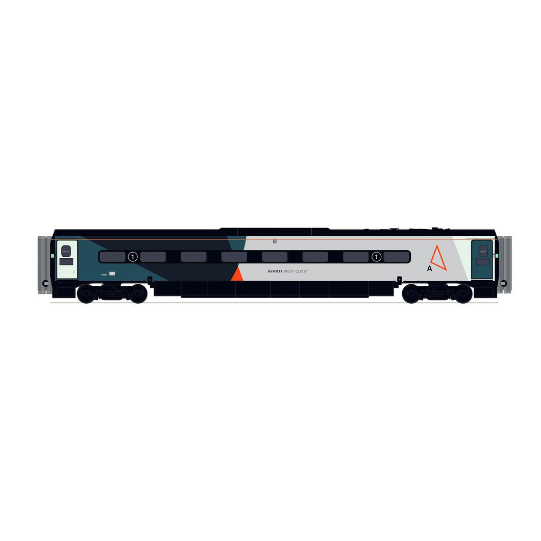 Avanti West Coast, Pendolino Motor First (MF) ? Era 11 - R40017 -PRE ORDER - (from 2020 range)