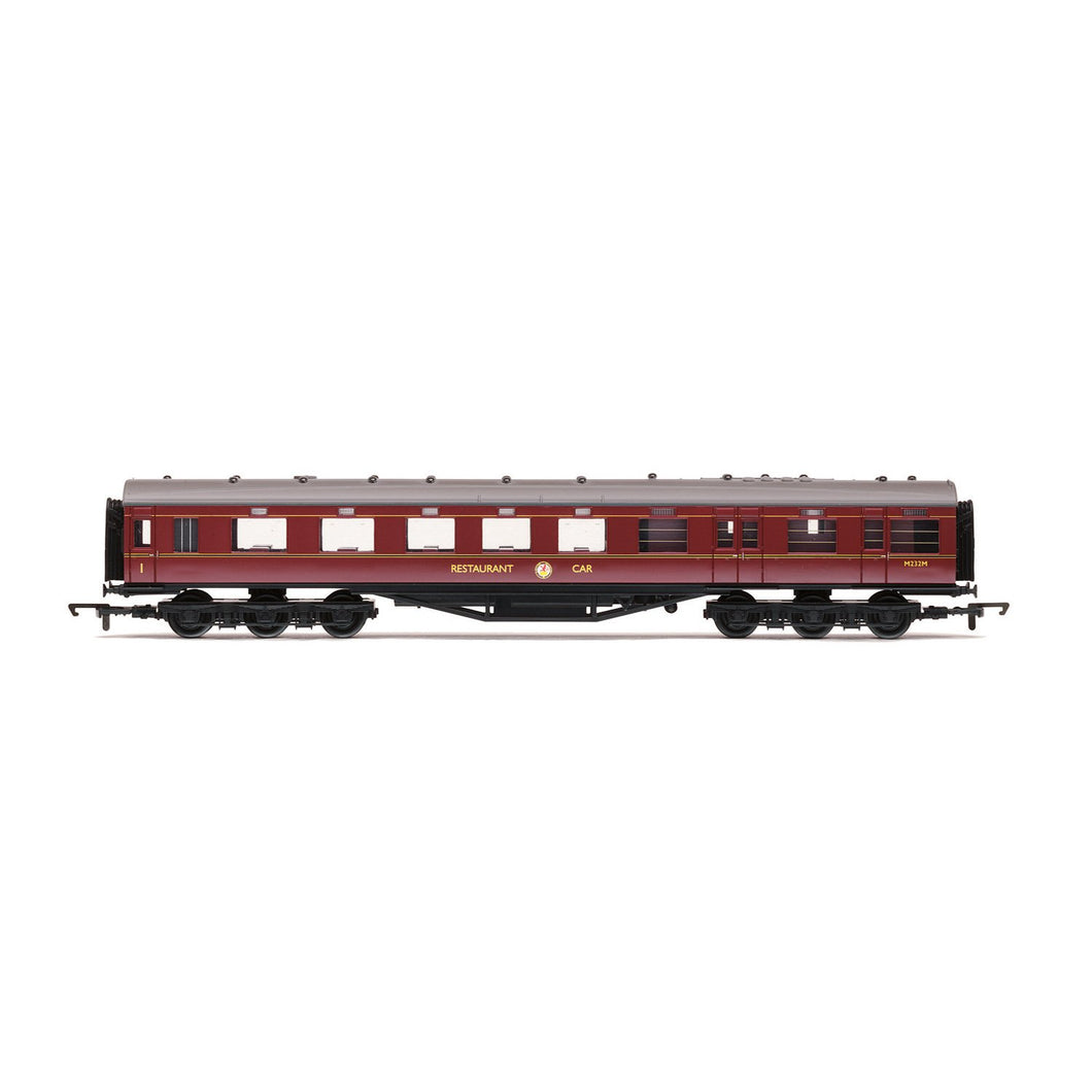 BR, Period II 68' Dining/Restaurant Car, 232 - Era 5 - R4131C -Available