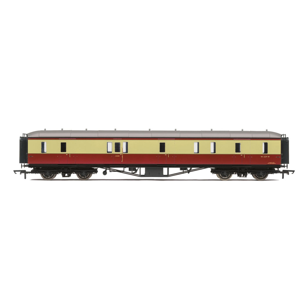 BR, 63' Hawksworth Passenger Brake, W829W - Era 4 - R4404B -Available