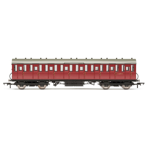 BR, 51' Gresley Non-Vestibuled Suburban Third, E82190E- Era 5 - R4520B -Available