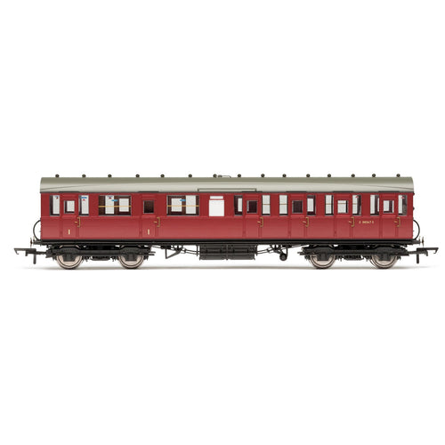 BR, 51' Gresley Non-Vestibuled Suburban Composite, E88067E- Era 5 - R4521C -Available