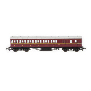 LMS, Period III Non-Corridor 57' Third Class Brake, 20754 - Era 3 - R4677B -Available