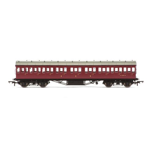 BR, 57' Stanier Non-Corridor Composite, M16587M - Era 5 - R4689A -Available