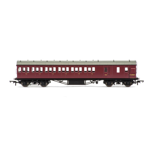 BR, 57' Stanier Non-Corridor Brake Third, M20788M - Era 5 - R4691A -Available