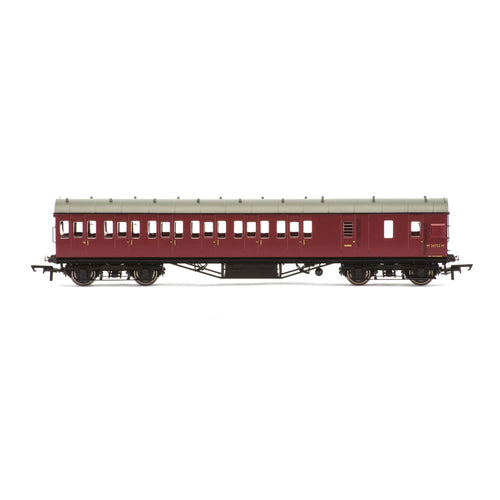 BR, 57' Stanier Non-Corridor Third Brake, M20752M - Era 5 - R4691B -Available