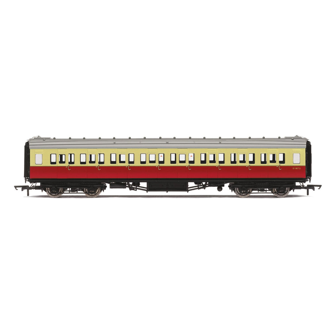 BR, Maunsell Corridor Third, S1187S - Era 4 - R4798 -Available