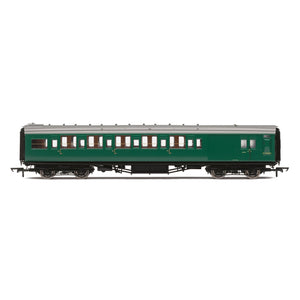 BR, Maunsell Corridor Six Compartment Brake Second, S2764S 'Set 230' - Era 5 - R4838 -Available