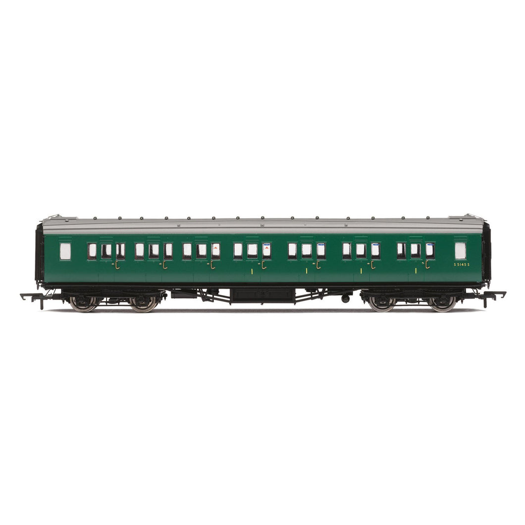 BR, Maunsell Corridor Composite, S5145S 'Set 399' - Era 5 - R4842 -Available