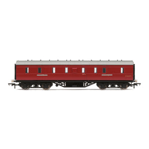 BR, Stanier Period III Parcels Van, M31137 - Era 4 - R4844 -Available
