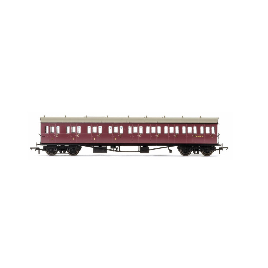 BR, Collett 57' Bow Ended E131 Nine Compartment Composite (Left Hand), W6630W - Era 4 - R4878 -Available