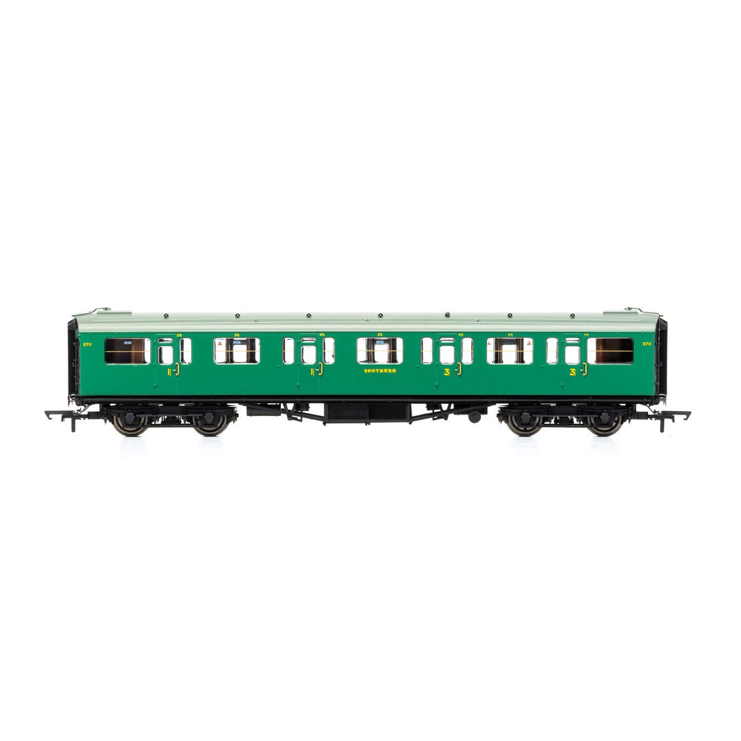 SR, Bulleid 59' Corridor Composite, 5711 - Era 3 - R4882 -Available