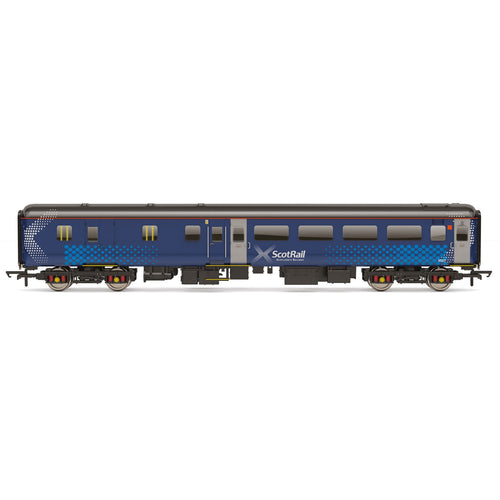 ScotRail, Mk2F Brake Second Open, 9527 - Era 10 - R4892A -PRE ORDER Sep-20
