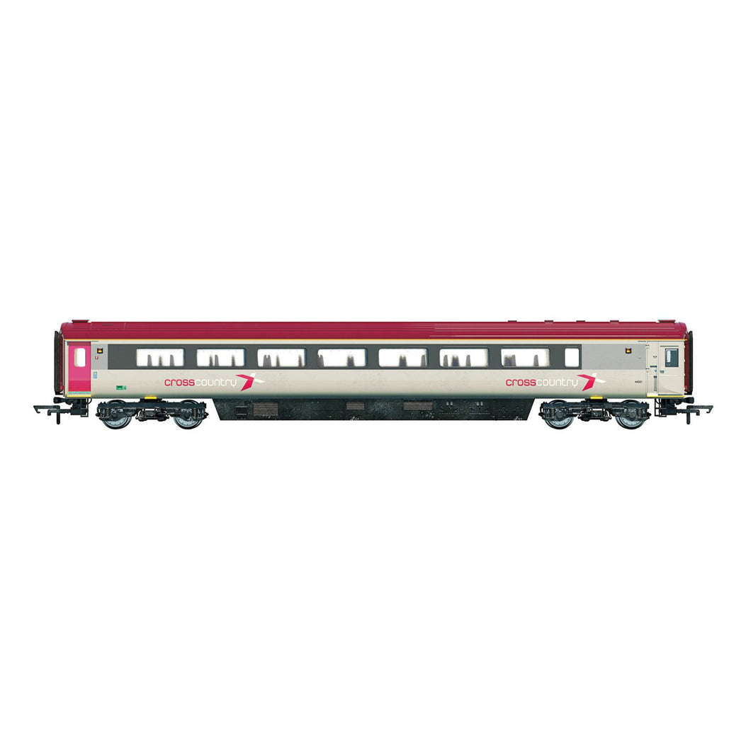 Cross Country Trains, Mk3 Sliding Door TGS 44052 - Era 11 - R4938A -PRE ORDER May-20