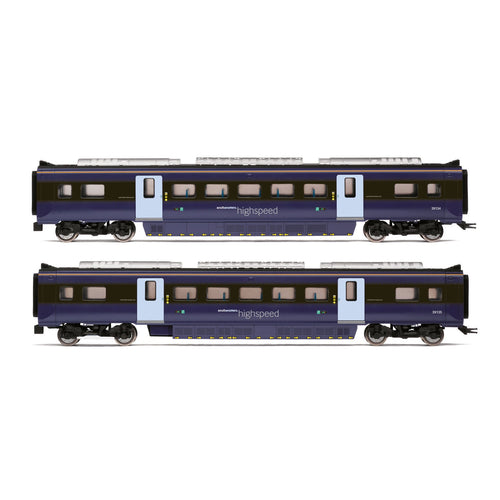 South Eastern, Class 395 Highspeed Train 2-car Coach Pack, MSO 39134 and MSO 39135 - Era 11 - R4999 -PRE ORDER - (from 2020 range)