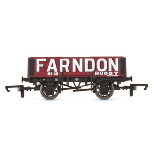 5 Plank Wagon, Farndon 18 - Era 3 - R6749 -Available