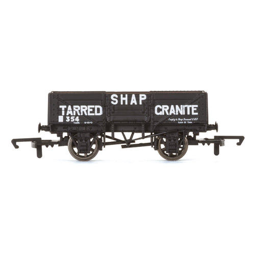 5 Plank Wagon, Shap Tarred Granite 354 - Era 3 - R6750 -Available