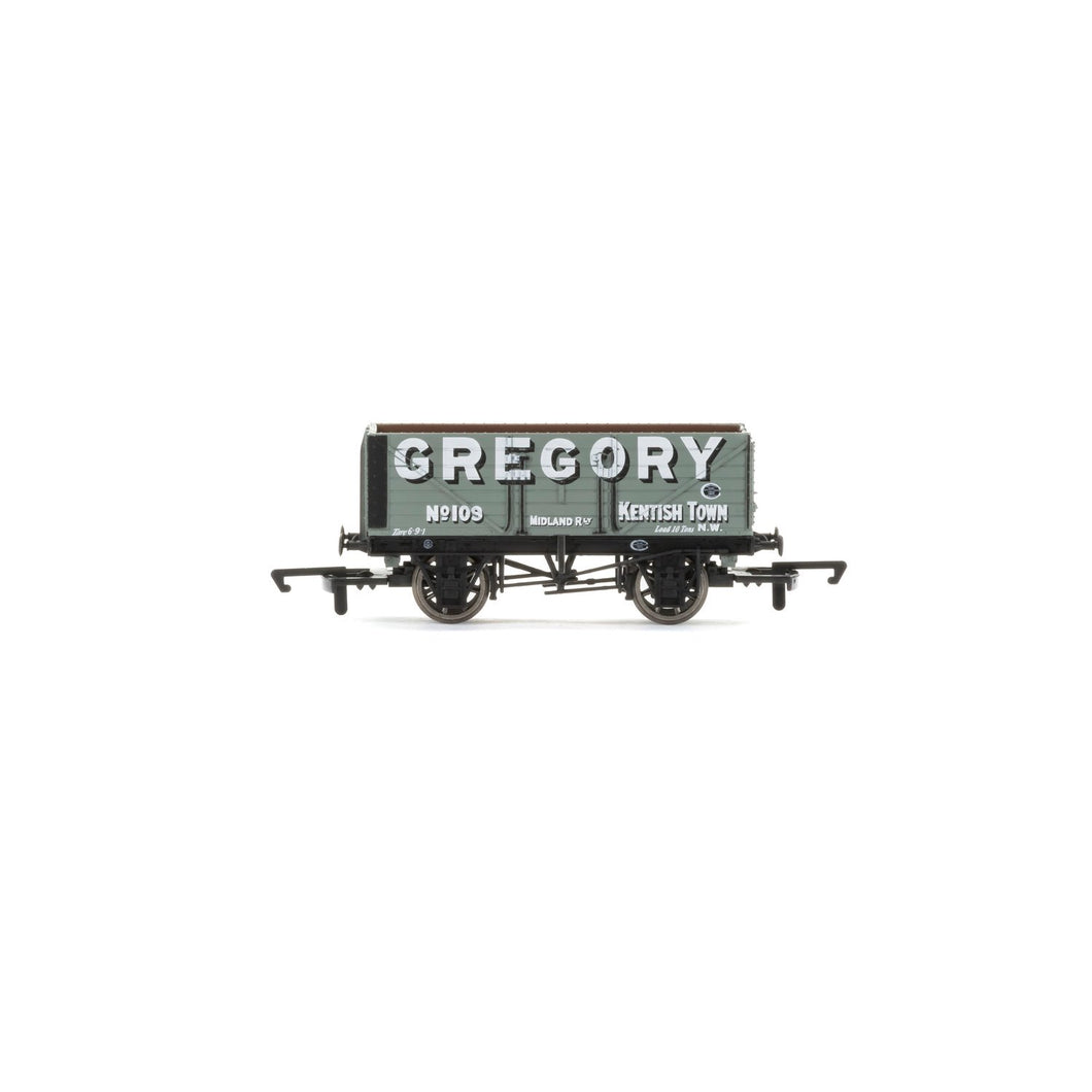 7 Plank Wagon, Gregory 109 - Era 3 - R6755 -Available