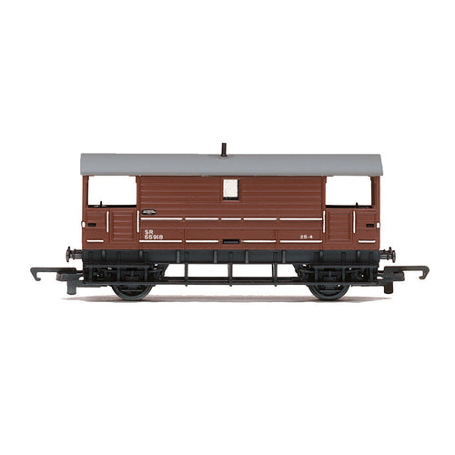20T Goods Brake Van, Southern Railway 55918 - Era 3 - R6802 -Available