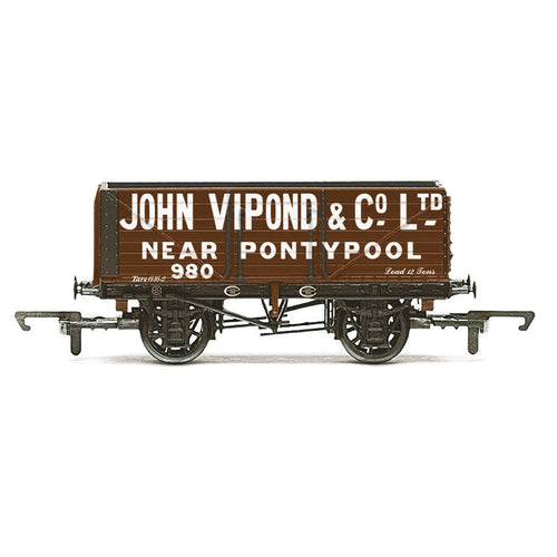 7 Plank Wagon, John Vipond 920 - Era 3 - R6812 -Available
