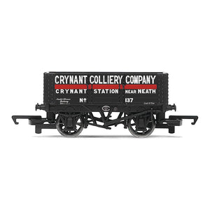 6 Plank Wagon, Crynant Colliery Company 137 - Era 3 - R6816 -Available