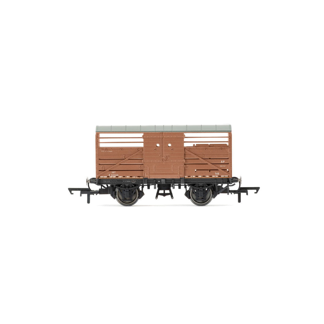 BR, Dia. 1530 Cattle Wagon, 552347 - Era 4 - R6840A -Available
