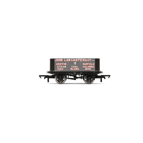 6 Plank Wagon, John Lancaster 1063 - Era 3 - R6872 -Available