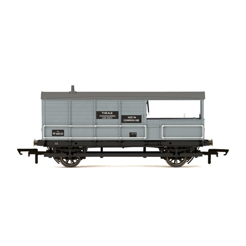 BR, AA15 20T 'Toad' Goods Brake Van, W68530 - Era 4 - R6922 -Available