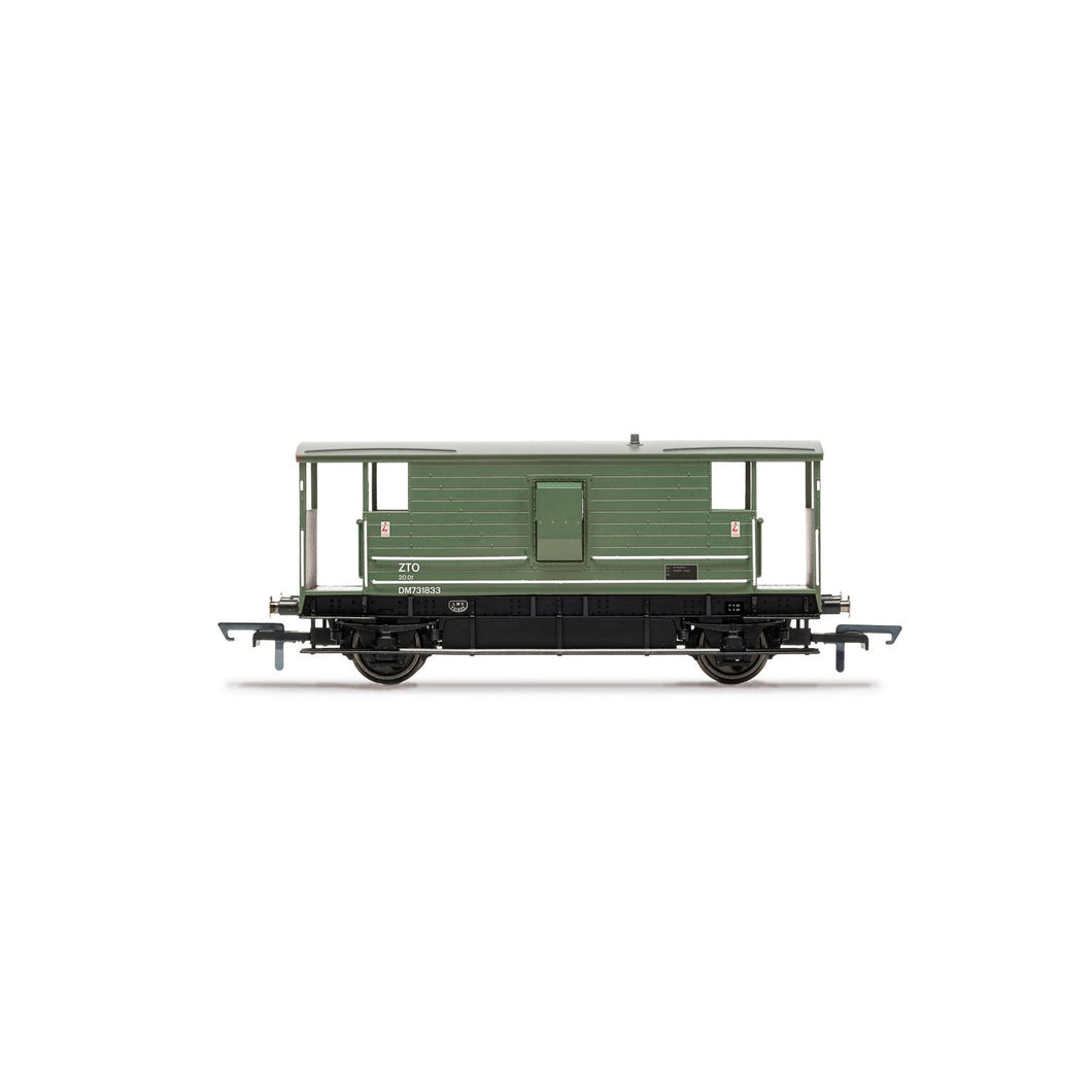BR, D2068 20T Brake Van, DM731833, Era 7 - R6936 -PRE ORDER Aug-20