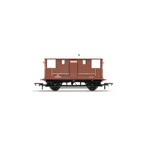 SR, Diag. 1543 Goods Brake Van, SR55052 - Era 3 - R6938 -PRE ORDER - (from 2020 range) Aug-20