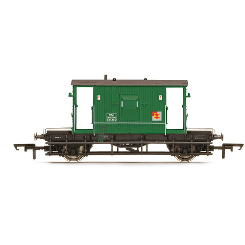 BR, Dia. 1/507 20T Brake Van, DB954812 - Era 8 - R6942 -PRE ORDER Aug-20