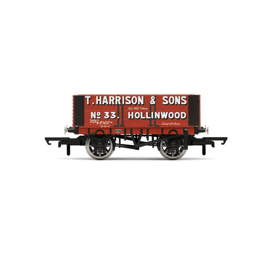 H. Harrison & Sons, 6 Plank Wagon, No. 33 - Era 2/3 - R6950 -PRE ORDER - (from 2020 range)