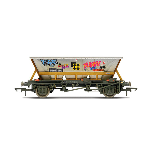 BR, HAA wagon with graffiti, 355855 - Era 8 - R6961 -PRE ORDER Sep-20