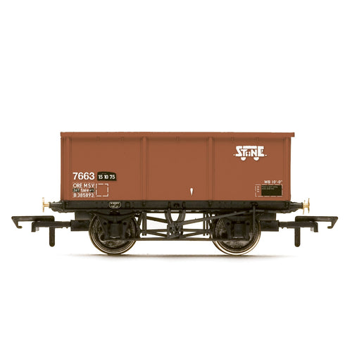BR, 27T MSV Iron Ore Tippler, 7663 - Era 7 - R6966 -PRE ORDER - (from 2020 range)