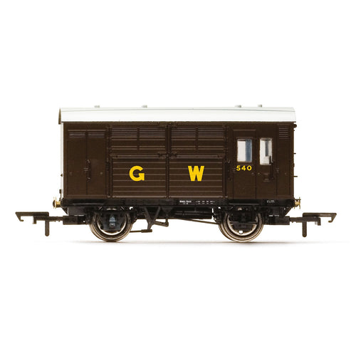 GWR, N13 Horse Box, 540 - Era 3 - R6972 -PRE ORDER - (from 2020 range)
