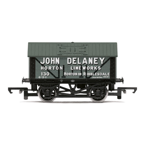 John Delaney, 8T Lime Wagon, No. 130 - Era 2/3 - R6977 -PRE ORDER - (from 2020 range)