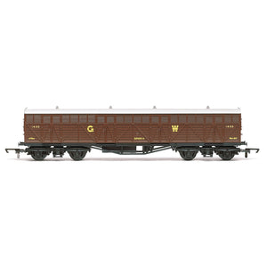 GWR, Siphon H, 1433, Era 3 - R6980 -PRE ORDER - (from 2020 range)