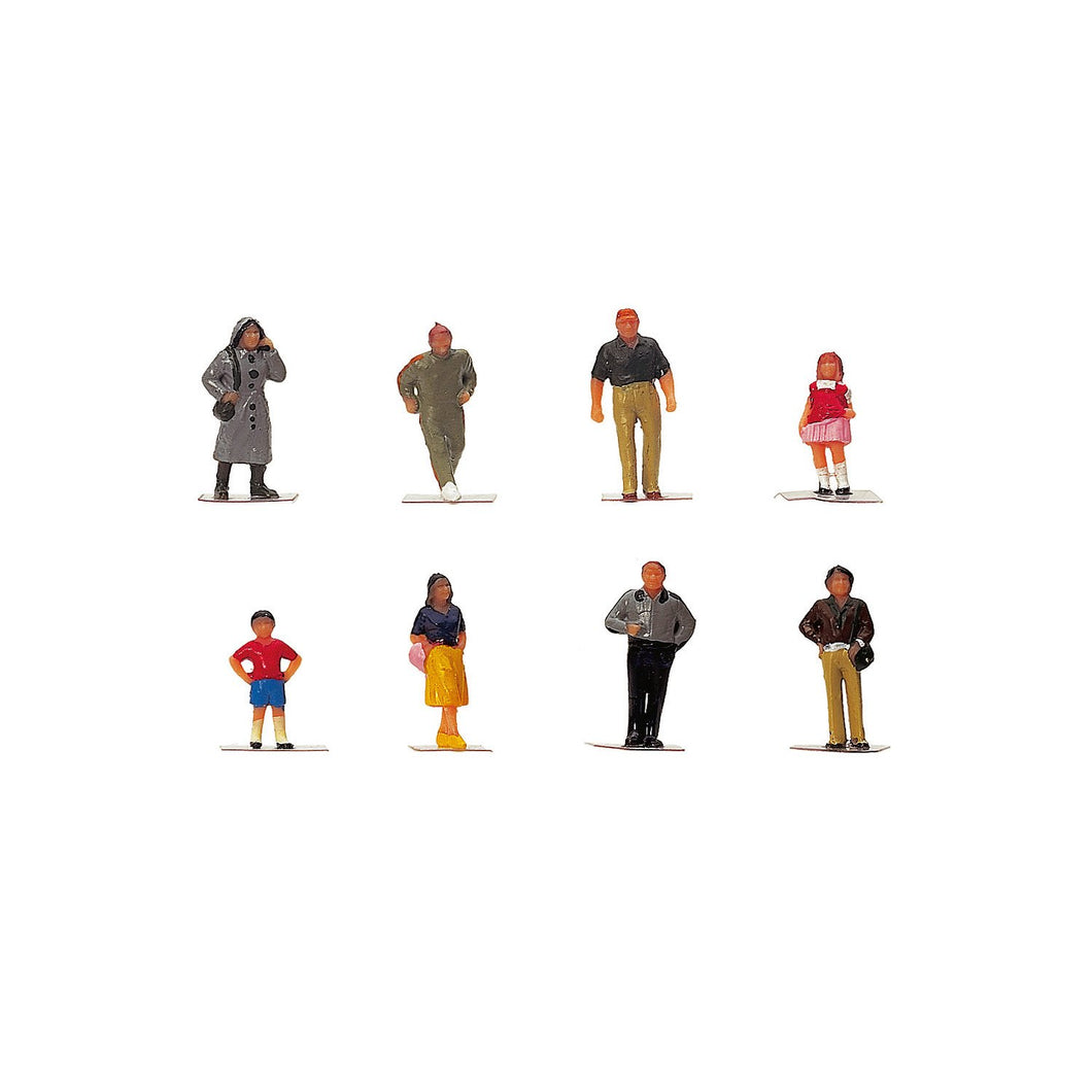Town People  Qty 3 - R7116 -Available