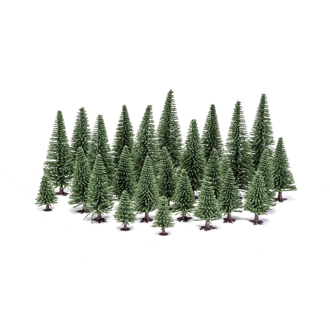 Hobby' Fir Trees  Qty 6 - R7199 -Available