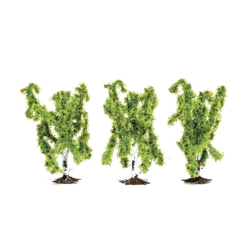 Birch Trees  Qty 6 - R7205 -Available