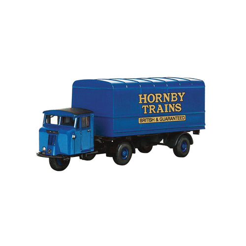 Scammell Mechanical Horse Van Trailer, Centenary Year Limited Edition - 1957 - R7249 -PRE ORDER May-20