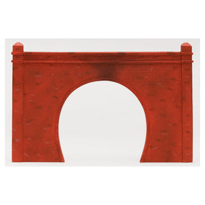 Single Brick Tunnel Portal x2 - R8510 -Available