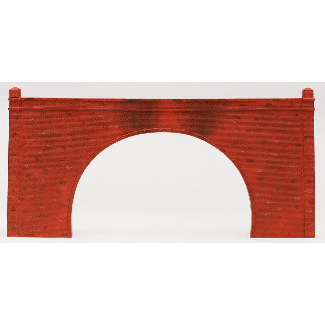 Double Brick Tunnel Portal x2 - R8512 -Available